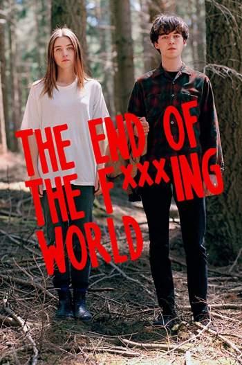 The End of the F***ing World 1ª Temporada Torrent - WEB-DL 1080p Dual Áudio