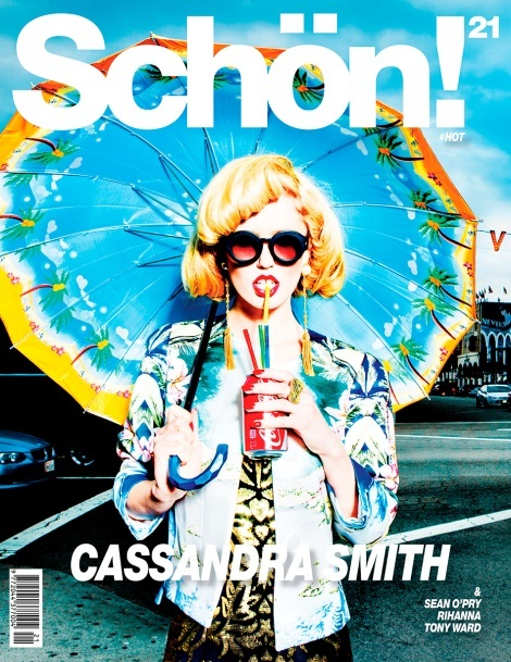 Cassandra Smith for Schon Magazine