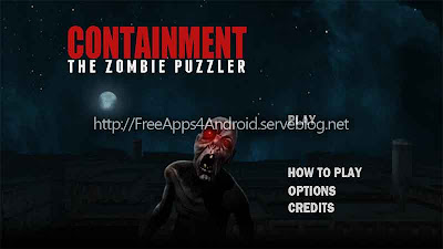 Containment The Zombie Puzzler Free Apps 4 Android