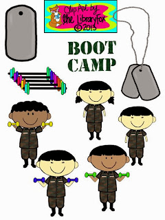 http://www.teacherspayteachers.com/Product/Boot-Camp-Kids-for-Personal-or-Commercial-Use-962062