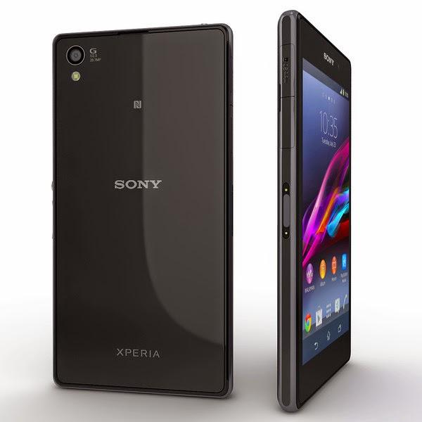 Spesifikasi Hp Sony Xperia Z1 - Black