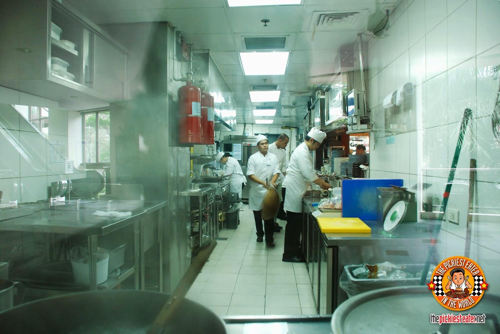 goemon open kitchen