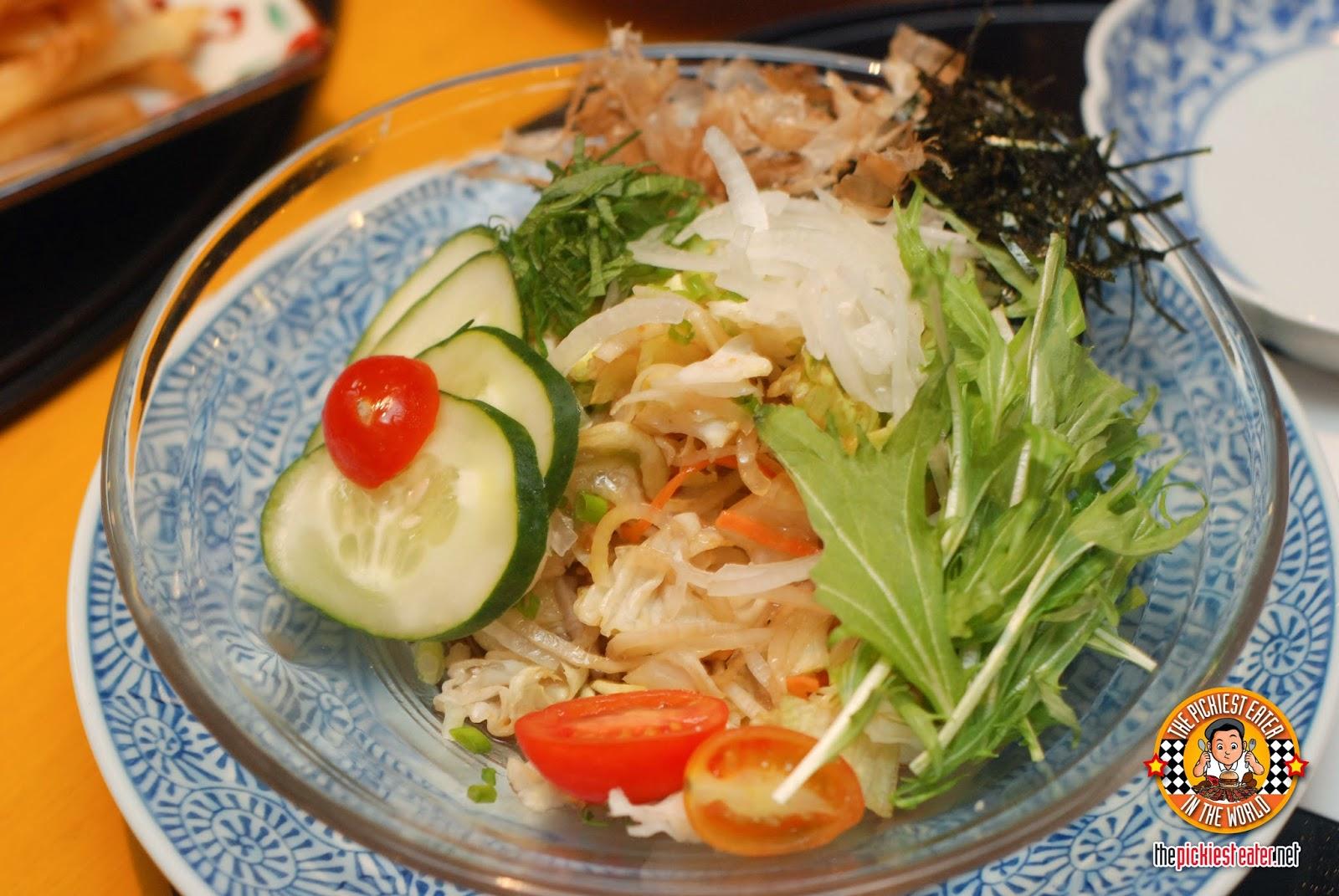 goemon wafu salad