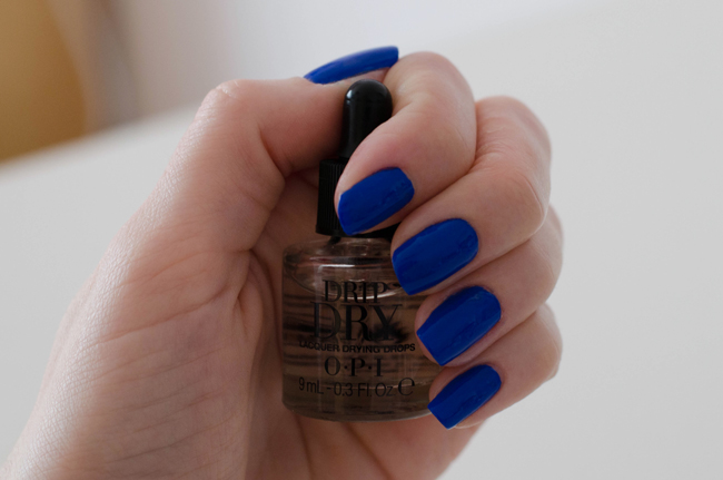 Nails Inc Baker Street Review