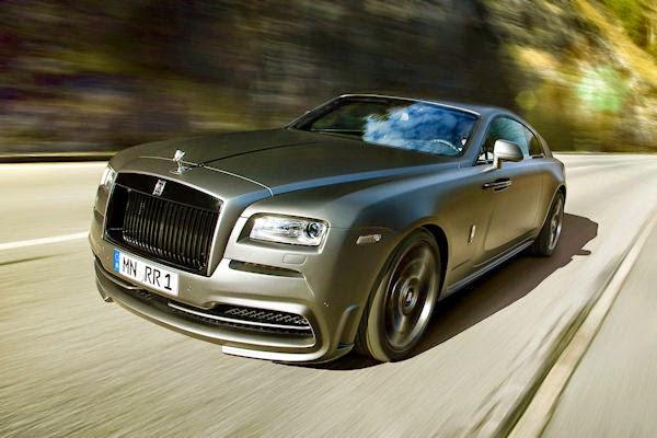 2015 SPOFEC Rolls Royce Wraith