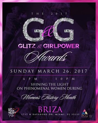 Snappin Event: The 2017 Glitz & Girlpower Awards!