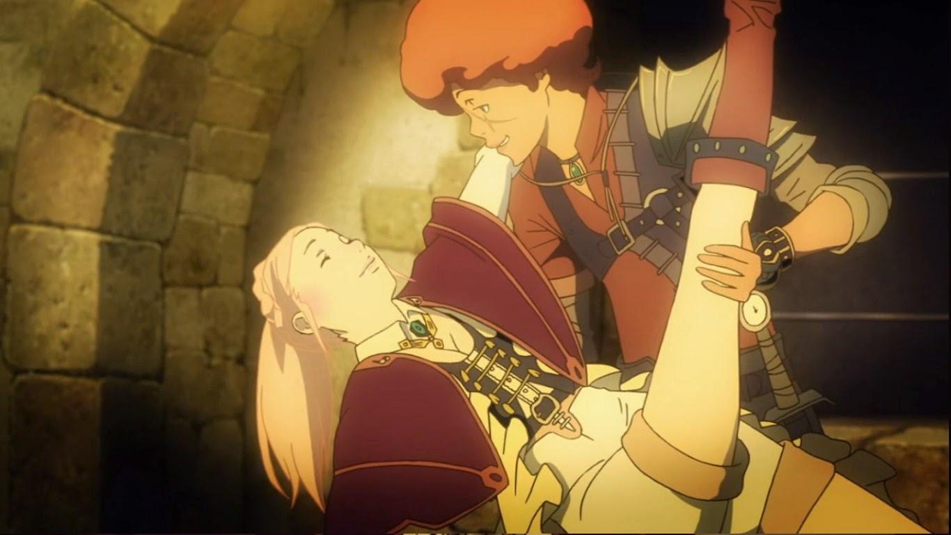 AnimaBoo Anime Manga Blog: Shingeki no Bahamut Genesis anime 2014 ...