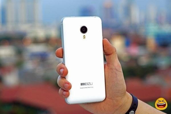 Design Meizu MX4 Pro- Back