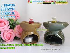 Lilin Aroma Terapi Tungku Porcelain