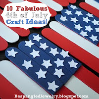 10 fabulous fun 4th of july craft ideas!