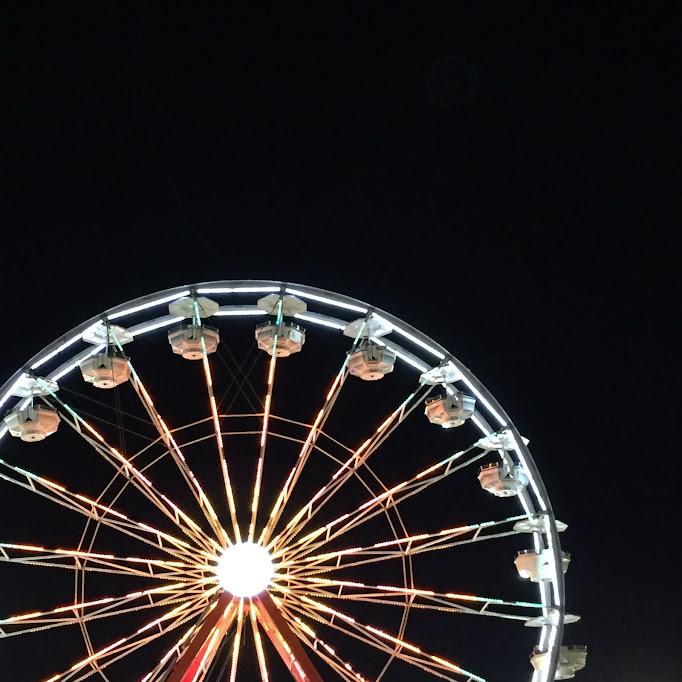 August Instagrams: The Iowa State Fair