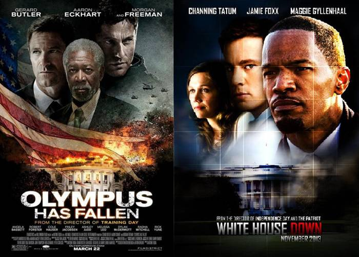 01. Olympus Has Fallen | White House Down – 2013