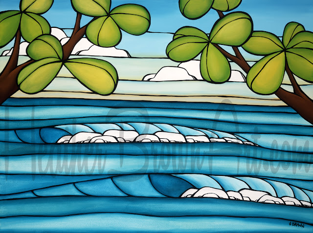 heather brown art hawaii