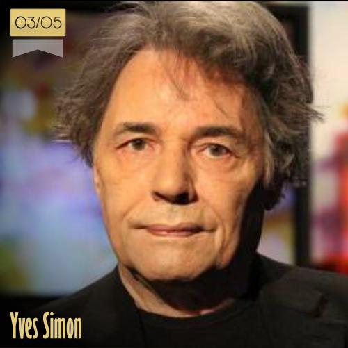 3 de mayo | Yves Simon - @MusicaHoyTop | Info + vídeos