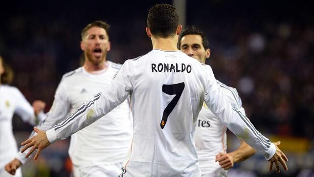 ريال مدريد يؤكد هيمنته على ديربي مدريد بهدفين نظيفين ايابا