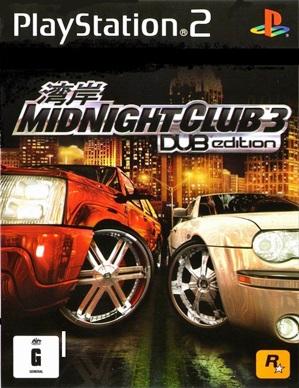 Download Midnight Club 3: Dub Edition Remix (PS2) GRATIS