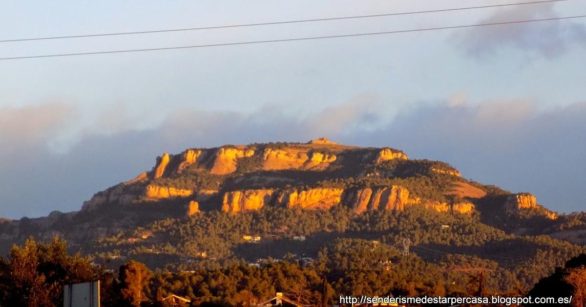 Caminar despres dels 50 pujada a la mola valles - Casas en el valles occidental ...