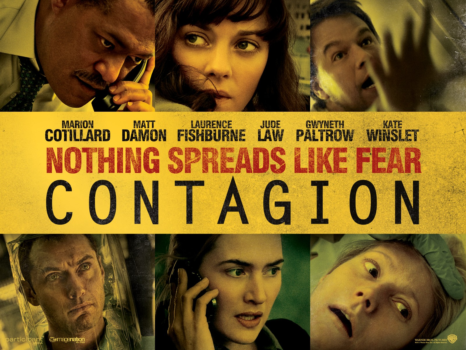 Edge Of The Plank Contagion Film Review