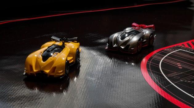 Smart Robot Car Racing Game
