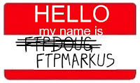 FTPDoug is now FTPMarkus
