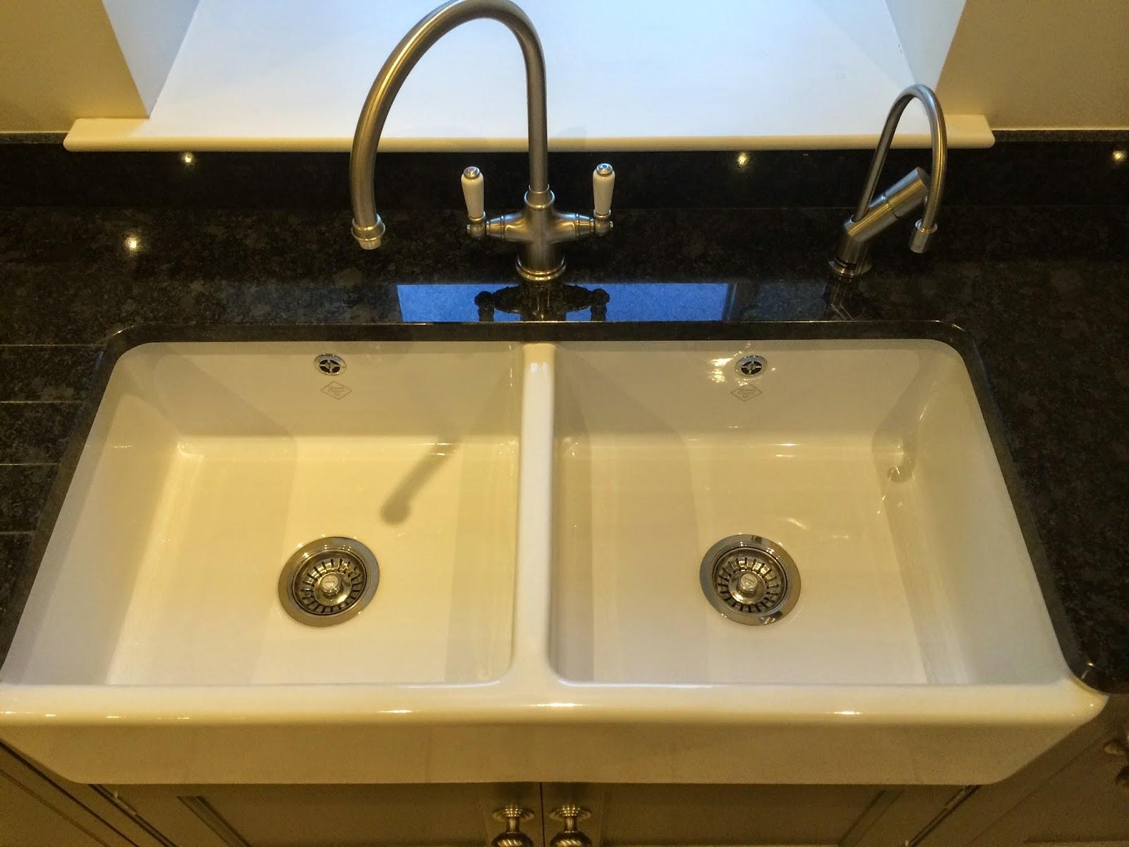 NEWLY INSTALLED SHAWS SINK | Kitchen Sinks by Shaws of Darwen