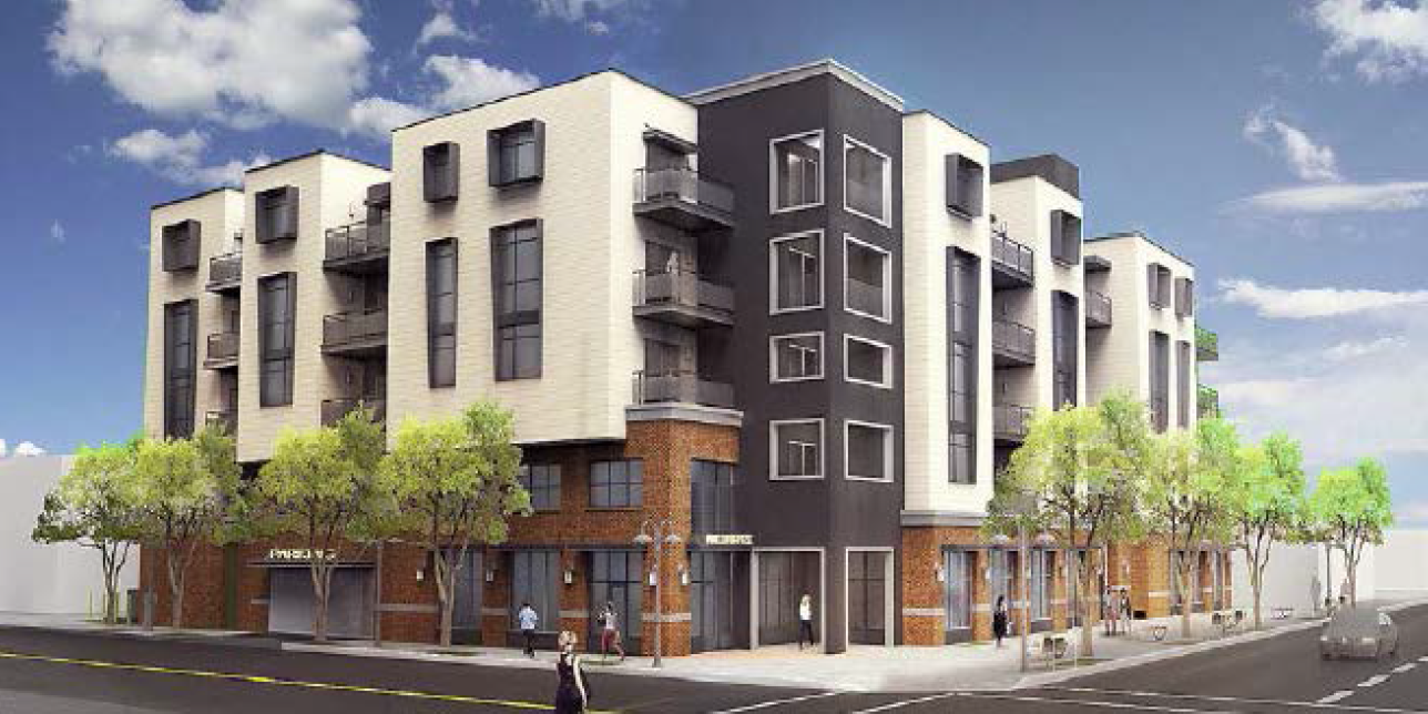 Building Los Angeles Affordable Housing Planned For