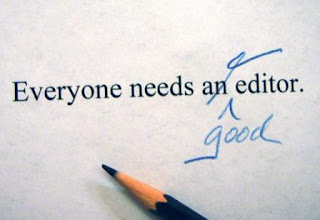 everyone needs a good editor