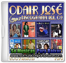 odair+e+jose CD Discografia Odair José (2013)