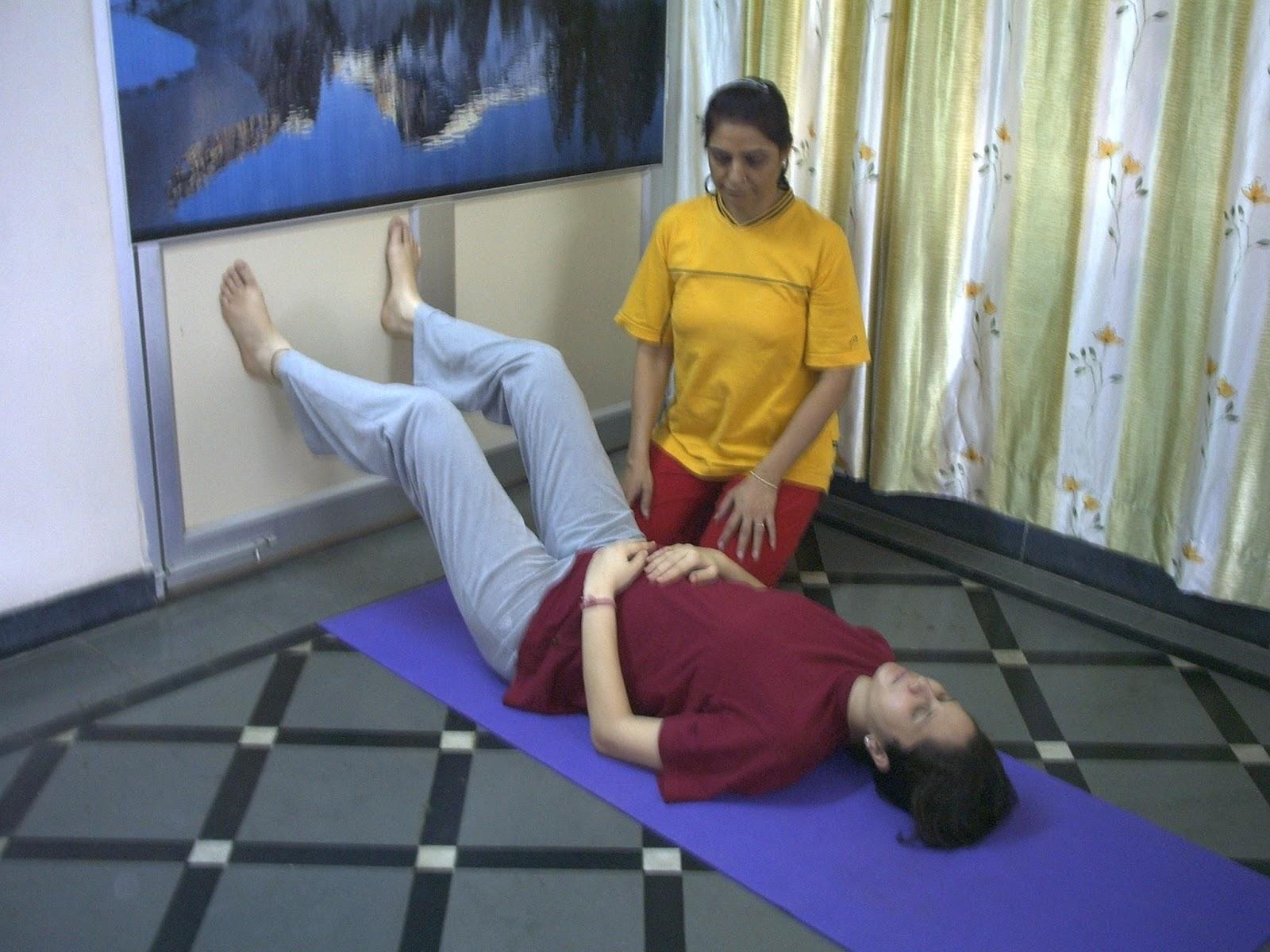 YogaShaastra   Dr  Rita Khanna  March 2010