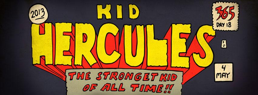 Kid Hercules 365