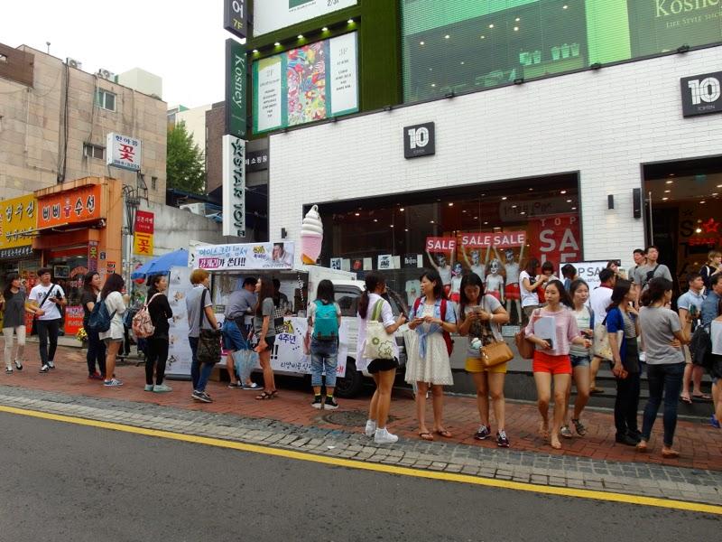Ewha University Summer Studies Travel Seoul Korea Running Man filming lunarrive blog singapore