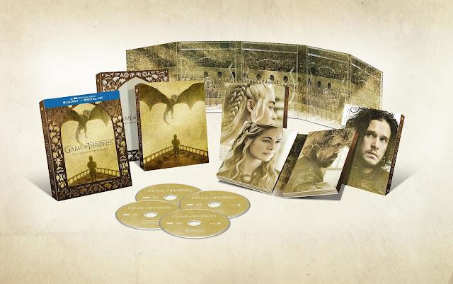 Game of Thrones Season 5 Blu-ray