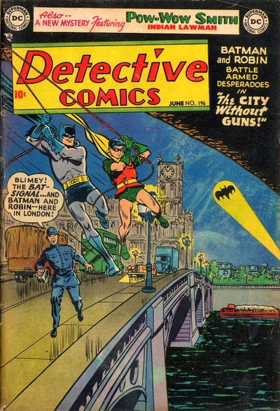 Detective 196--City without Guns
