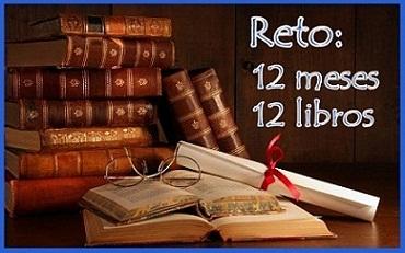 Reto: 12 meses, 12 libros