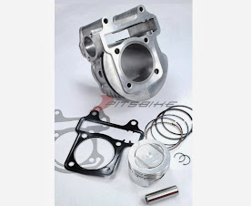 Pket Bore Up 55mm  Beat,Scoopy Merek X Ray