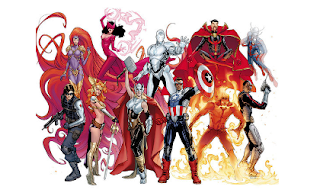 New Marvel Heroes