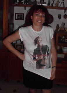 camiseta see by chloe