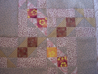 Fish in a Circle Quilt Pattern