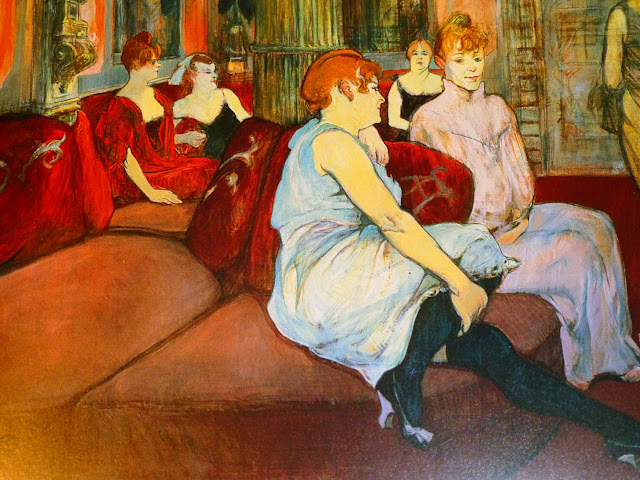 Museo toulouse lautrec en albi el guisante verde project for Salon de the albi