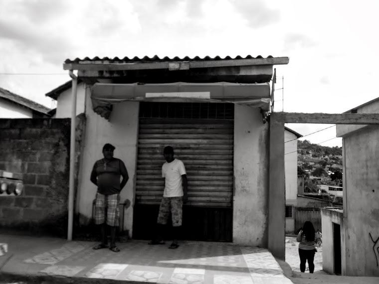 CA _ dois homens - santa luzia - MG / BRASIL