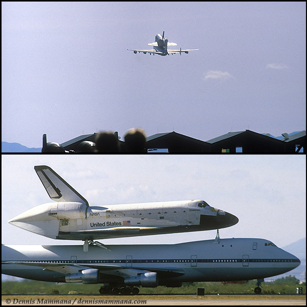 Dennis Mammana: Remembering The Space Shuttle