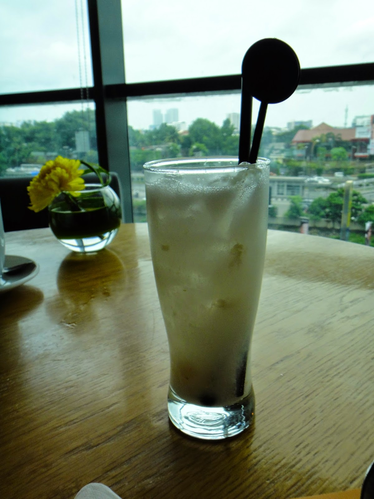 Lime drink Penang Bistro Central Park Mall