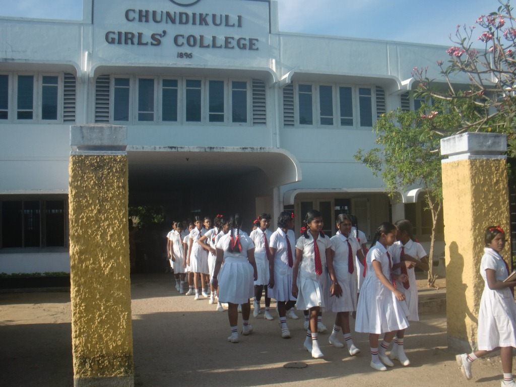 jaffna girls Jaffna girl power by: noeline simon there is no question education gives individuals the knowledge and skills to participate effectively in society.