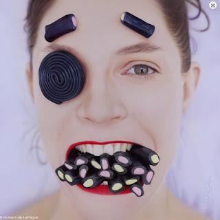 Hiperrealismo Imagenes Mujeres Haciendo Gestos