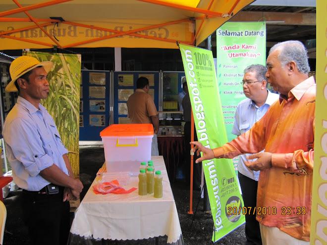 Sambutan Hari Jabatan Pertanian Daerah Btg Padang Tapah Perak