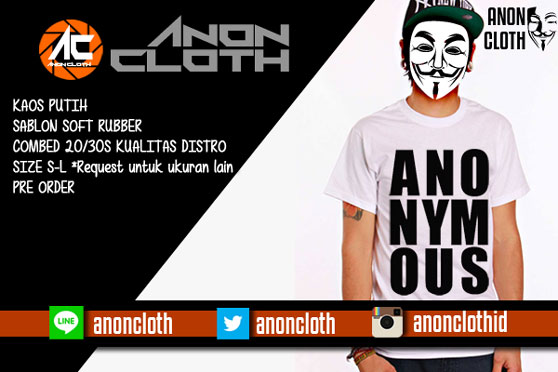 Kaos Anonymous Doang