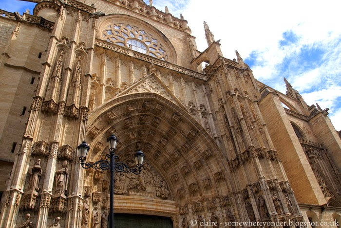 The Cathedral of St. Mary - Seville