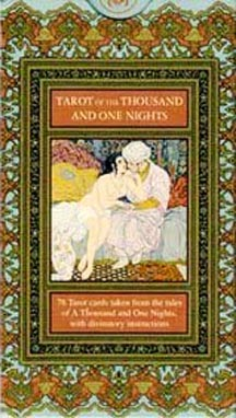 Thousand and One Nights Tarot