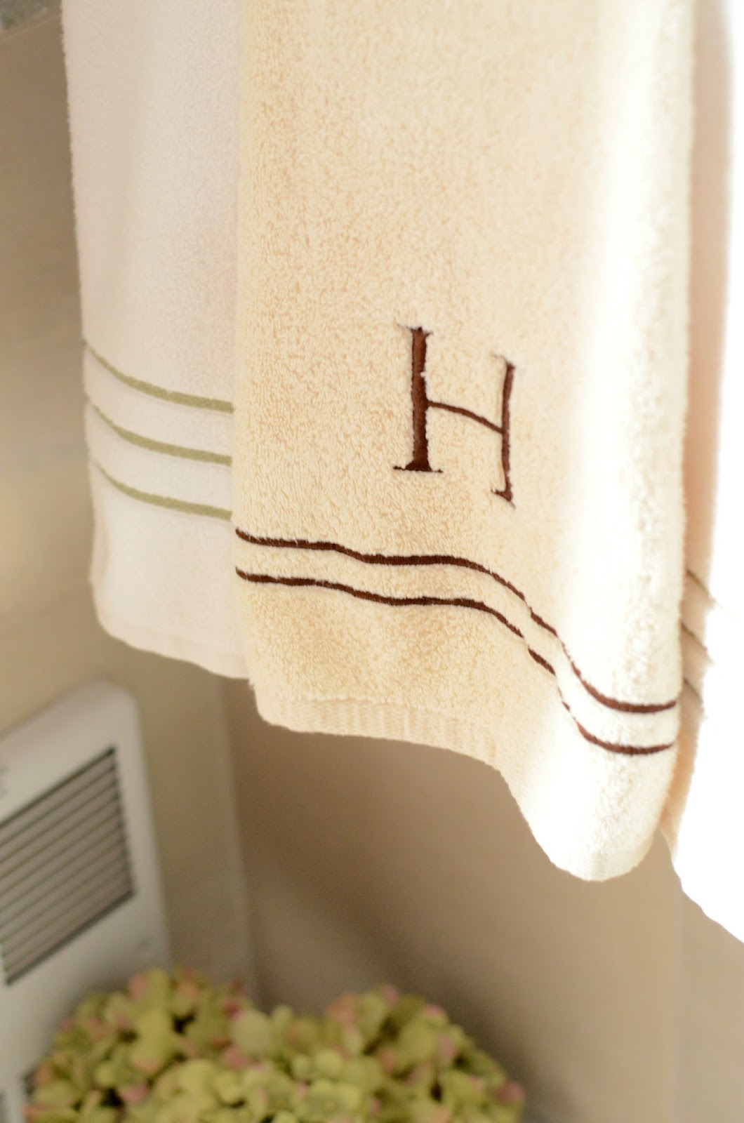 Monogram-Bathroom-towels