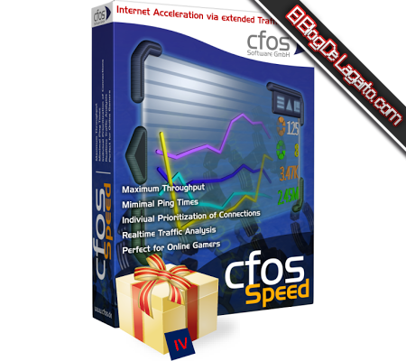 cFosSpeed v9.05 Build 2090 BETA Español